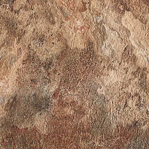 Park Avenue Collection Majestic Vinyl 18x18 2.0mm Floor Tile #1804 Rustic Copper Slate - 10 Tiles