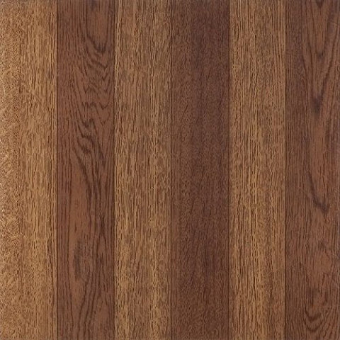 Ben&Jonah Collection Tivoli Medium Oak Plank-Look 12x12 Self Adhesive Vinyl Floor Tile - 45 Tiles/45 sq Ft