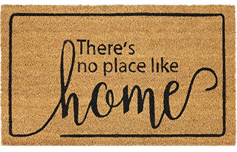 Ben&Jonah Collection Printed Coir Door Mat 18x30 - Dorothy