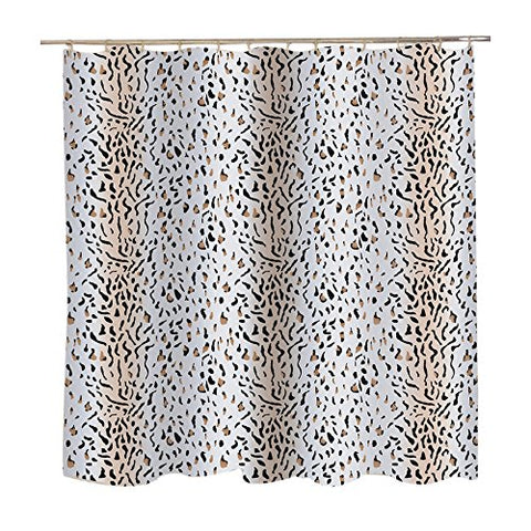 Park Avenue Deluxe Collection Park Avenue Deluxe Collection Extra Wide  inch Hailey inch  Fabric Shower Curtain