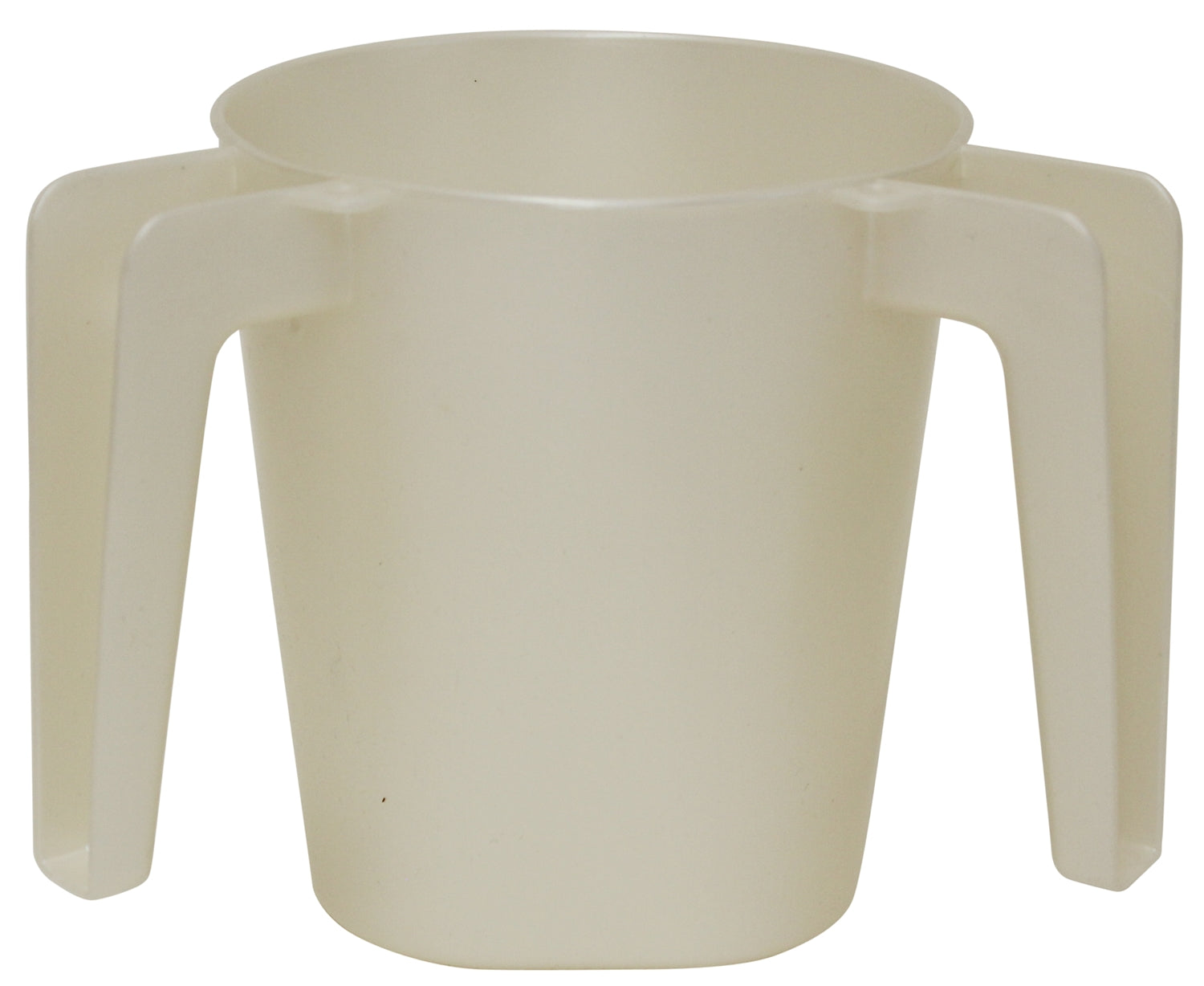 Ben and Jonah Judaica Plastic Washing Cup-Pearl