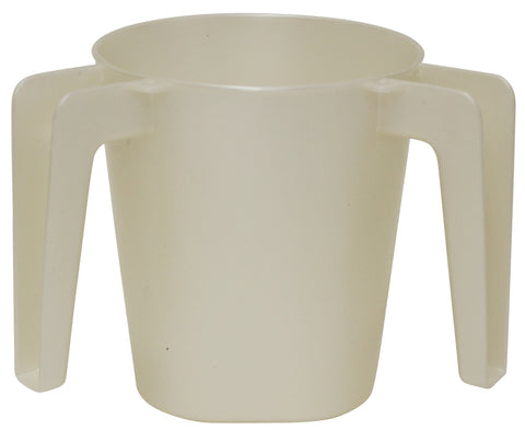 Ben and Jonah Plastic Washing Cup-Pearl