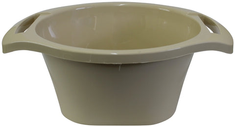 Ben and Jonah Plastic Washing Bowl-Beige