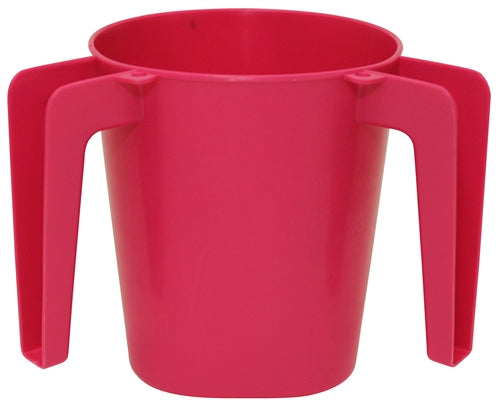 Ben and Jonah Judaica Plastic Washing Cup-Hot Pink