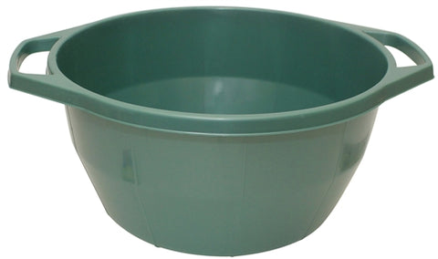 Ben and Jonah Plastic Sturdy Washing Bowl-Green