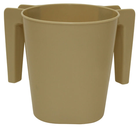 Ben and Jonah Plastic Washing Cup-Beige