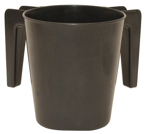 Ben and Jonah Plastic Washing Cup-Black