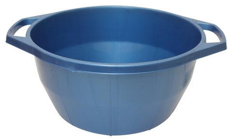 Ben and Jonah Plastic Sturdy Washing Bowl-Light Blue