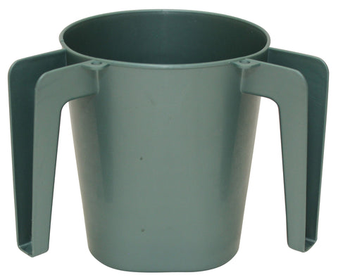 Ben and Jonah Plastic Washing Cup-Light Green