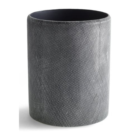 "Royal Bath High Quality Resin Mesh Wastebasket (7.8""Dia. x 9.45""H)"