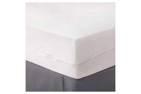 Majestic Bed Ultra Soft Waterproof Mattress Protector with Zipper