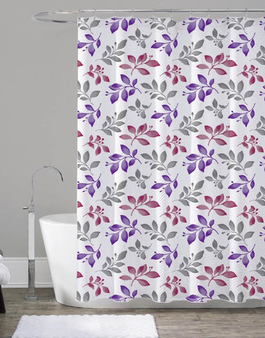 "Royal Bath Petalos Canvas Fabric Shower Curtain (70"" x 72"")"