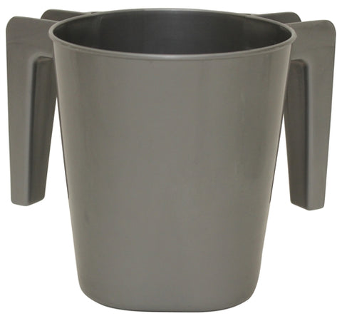 Ben and Jonah Plastic Washing Cup-Light Grey