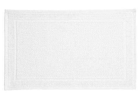 "Royal Bath Athens Textured Cotton Loop Bath Rug (21"" x 34"")"