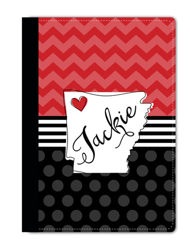 Love Arkansas iPad Case