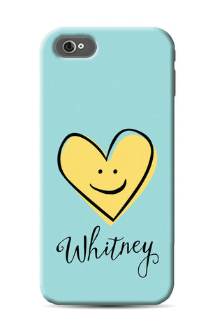 .Make My Heart Smile Phone Case