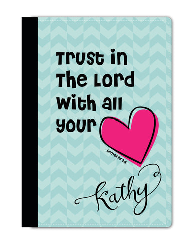 Trust in the Lord iPad Case
