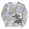 Coffee Plant All-Over Print Crewneck