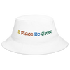 """A Place to Grow""  Bucket Hat"