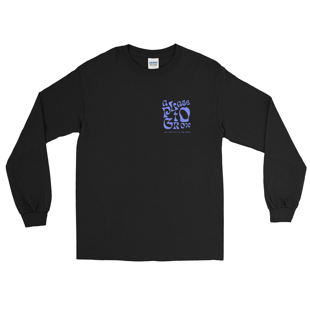 Borage Properties Page Front + Back  Long Sleeve Shirt