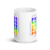 Pride Inside Block Mug