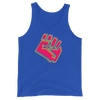 Hot Pink Rebel Full Fist Tank