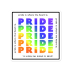Pride Inside Block Stickers