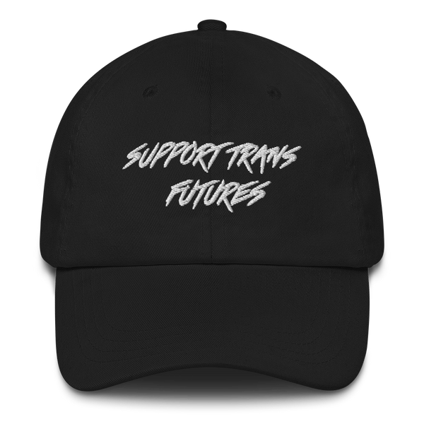 """Support Trans Futures"" Cap"