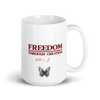 """Freedom Through Creation"" ""Baecation"" Mug"