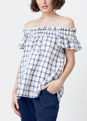 Bella Linen OTS Top