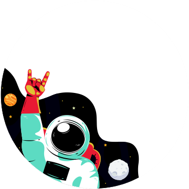 Astronaut Cool