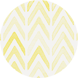 Chevron Yellow Label