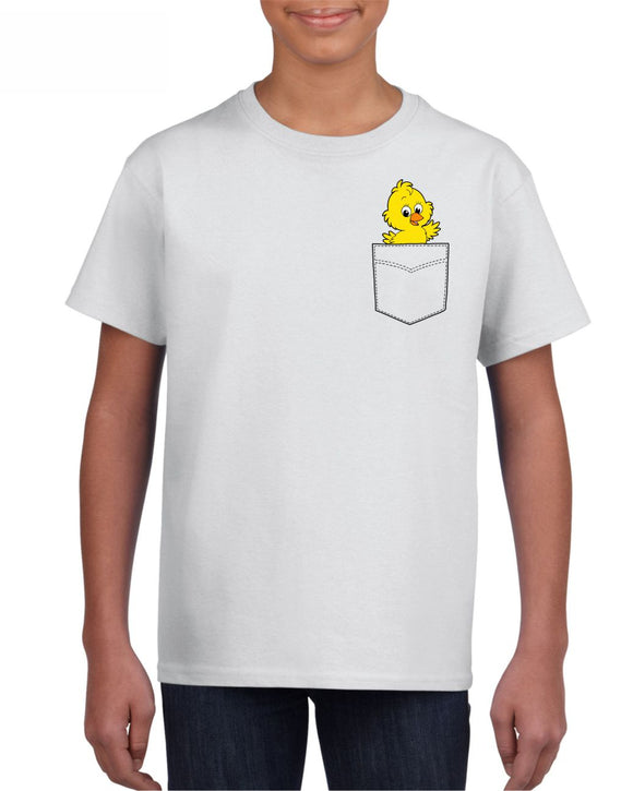 Kids Tshirt - Chicken Pocket
