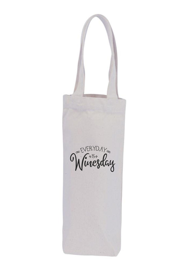 Winesday Wine Tote