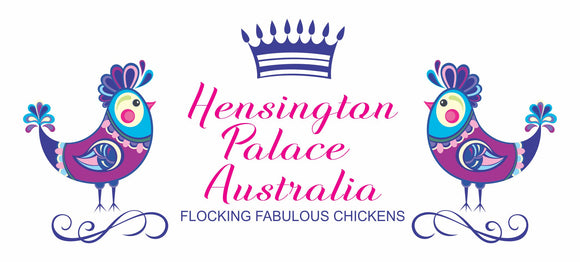 Hensington Palace Bumper Sticker