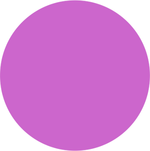 Lilac Single Colour Label