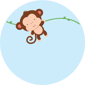 Monkey Label