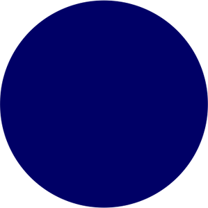 Navy Single Colour Label