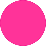 Pink Single Colour Label