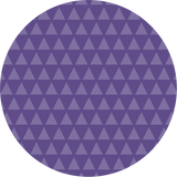 Triangles Purple