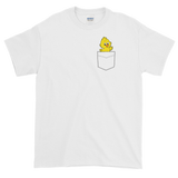 Adult - Short Sleeve TShirt - Chicken Pocket