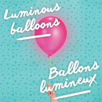 Luminous Balloons