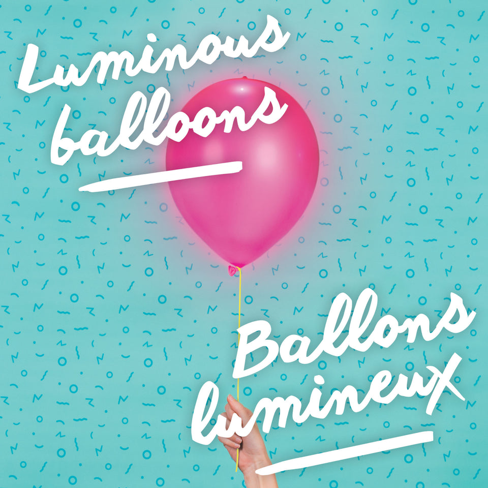 <strong>Ballons Lumineux</strong>