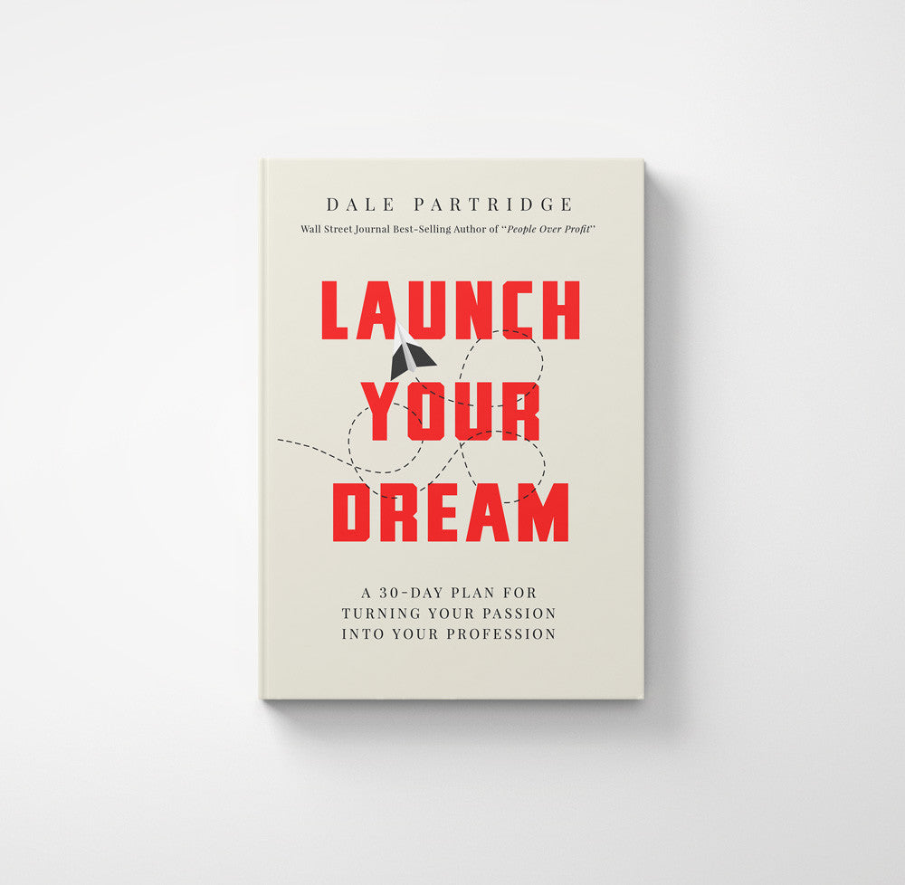 Launch Your Dream Hardcover Book Bundle