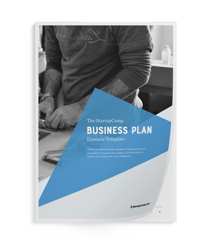 StartupCamp Business Plan Template
