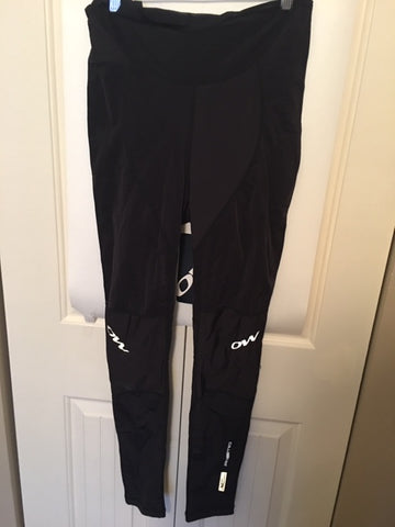 Men's Cycling Long Bib Pants - Size Medium