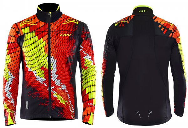 Cata Pro Jacket - Red Pixel