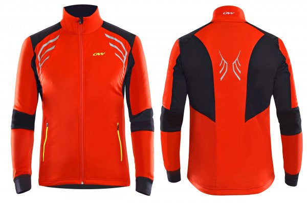 Empower Soft-Shell Jacket - Red
