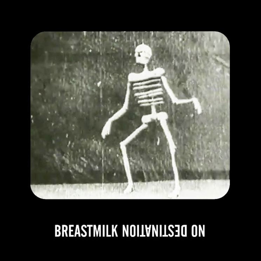 "BreastMilk - ""No Destination"" Cassingle"