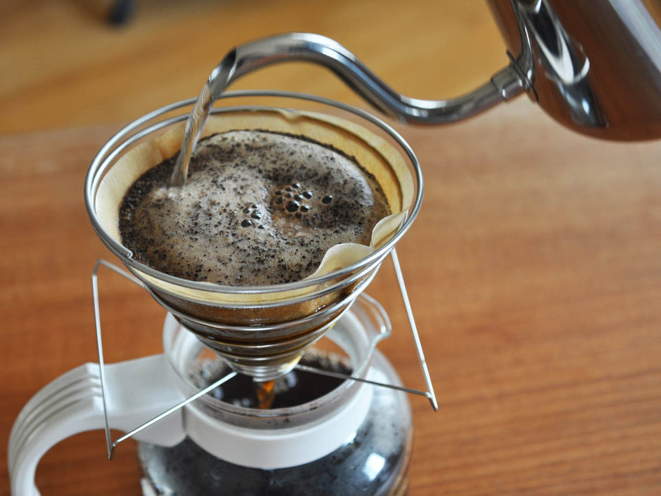 POUR OVER COFFEE